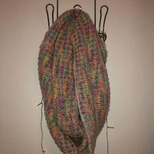 Steve Madden infinity scarf
